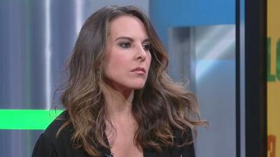 """Kate del Castillo: """"No quiero regresar a México hasta que no me den garantías"""""""