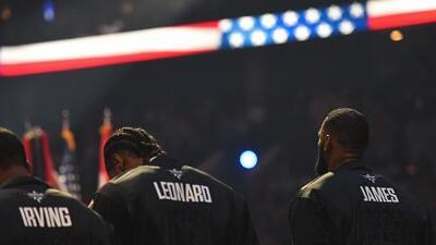 Muchas preguntas aguardan a la NBA en receso de temporada