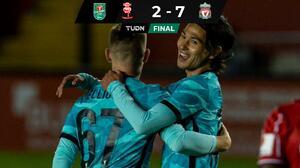Liverpool, City y Aston Villa, sin problemas en la Copa de la Liga