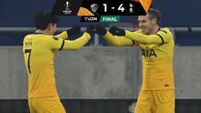 Bale orquesta al Tottenham para la victoria ante el Wolfsberger