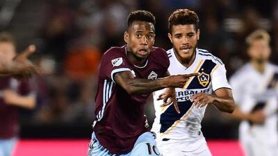 LA Galaxy y Colorado Rapids ponen en marcha esta noche la Jornada 25 de la MLS