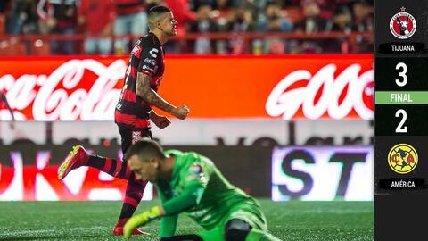 ¡Con sabor a venganza! América cae ante Xolos tras eliminarlos en Copa MX
