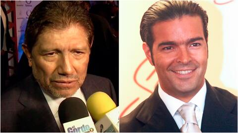 Juan Osorio dice que no va a seguir apoyando a Pablo Montero profesionalmente