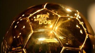 FIFA anunciará el 9 de diciembre los tres finalistas al Balón de Oro 2013