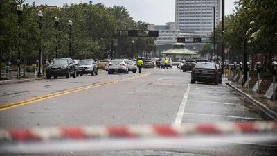 """""""Hubo tantos disparos"""", testigo relata el tiroteo de Jacksonville"""