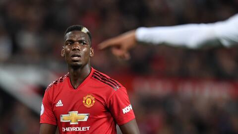 Paul Pogba se aleja de Barcelona, su salario parece el impedimento para que sea culé