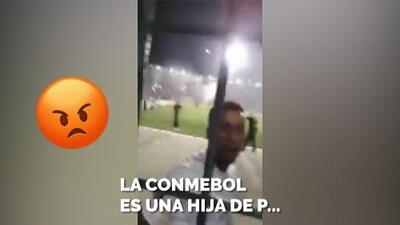 Y lo acaba de comprar el Real Madrid: así insultó a la Conmebol este jugador de Santos en plena cancha