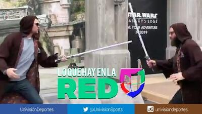 May The 4th Be With You: Épica pelea entre Tom Brady y Julian Edelman
