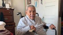 Este mexicano, residente de Bakersfield, cumple 112 años y quiere vivir muchos más