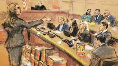 Defensa de 'El Chapo' solicita que se anule el veredicto tras revelaciones del jurado