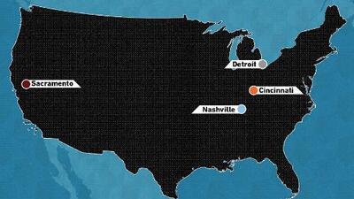 Día clave para la expansión en MLS: las cuatro sedes finalistas exponen su plan de candidatura