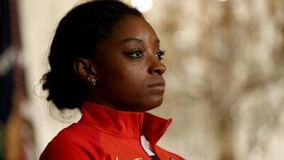 La gimnasta olímpica Simone Biles denuncia que fue abusada por el doctor Larry Nassar