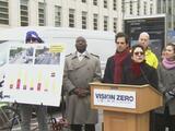 Buscan reducir accidentes de ciclistas con expansión de plan Vision Zero