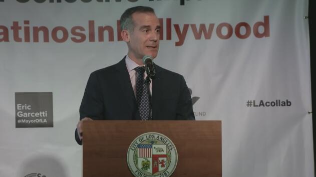 Alcalde de Los Ángeles pide más presencia latina en los premios Oscar