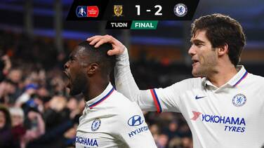 Chelsea derrota al Hull City y avanza a Octavos de la FA Cup