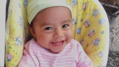 El caso de la bebé de 8 meses que fue robada frente a un hospital en la Ciudad de México