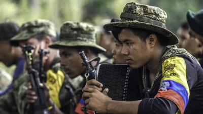 Colombia, FARC rebels announce deal on bilateral cease-fire