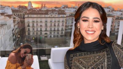 Danna Paola cuenta cómo estuvo a un email de perderse la oferta para irse a trabajar a España