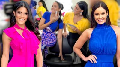 Francisca Lachapel y Aleyda Ortiz comparten su gusto por la moda este verano: mira los coloridos looks que han llevado