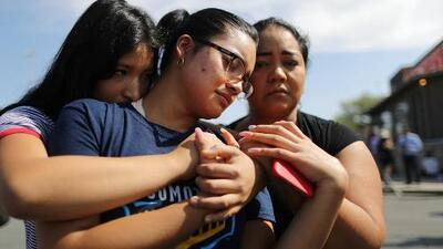El dolor es el común denominador de los tiroteos en Estados Unidos, que suman 250 en lo que va del año