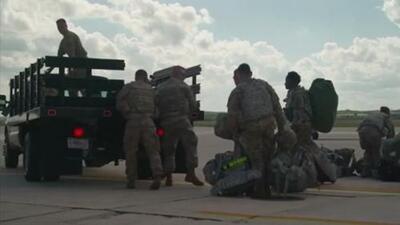 México y EEUU envían más tropas a la frontera para impedir el paso ilegal de migrantes