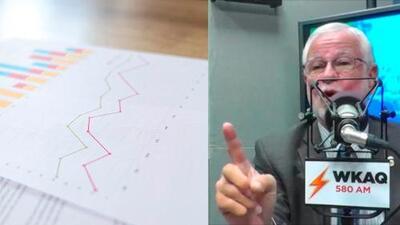 """""""¿Y esos números son 'traqueteables'? Héctor Pesquera confía en la honestidad de las personas a cargo de estadísticas"""