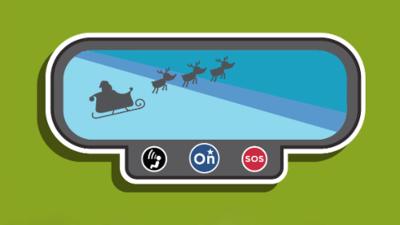 General Motors contradice a 'El Bronco': Santa Claus si existe y lo puedes rastrear con OnStar