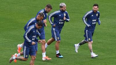 Argentina jugará ante México con titulares