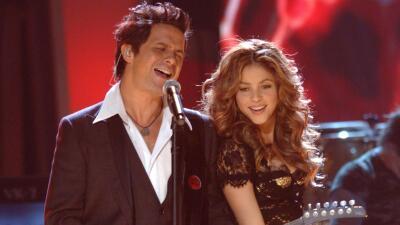 Latin GRAMMY 2006: Shakira es la gran ganadora del año