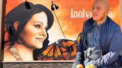 El hijo mayor de Jenni Rivera la inmortaliza en su amada 'playa larga'