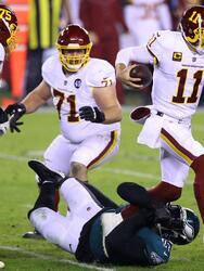 Washington Football Team se imponen a las Philadelphia Eagles 20-14 para quedarse con la última entrada a los Playoffs.