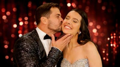 Pedro Moreno compartió la coreografía más linda de su vida con su hija Alexandra