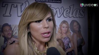 Alejandra De La Fuente Bozzo quiere hacer su propia fama