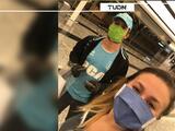 Racing 'rescata' a dos de sus aficionados varados por 59 días en Venezuela