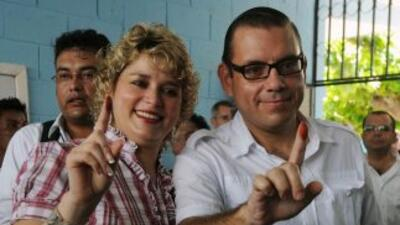La próxima primera dama de Guatemala se llamará Rosa