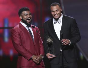 NFL Honors reconoció a los mejores del 2016