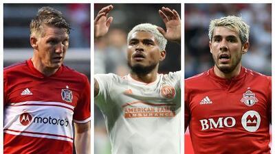 Más figuras se suman al Equipo de Estrellas de MLS que se enfrentará a Atlético de Madrid