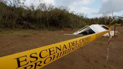 Las excavaciones en la fosa de Veracruz comienzan a desenterrar casos de desapariciones forzadas a manos de policías