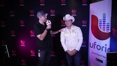 Remmy Valenzuela en Uforia Lounge: Episodio 1