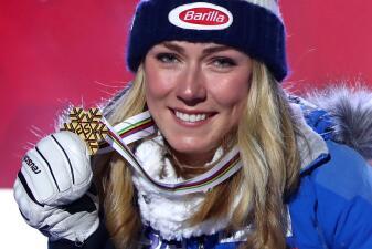 ¿Es Mikaela Shiffrin la deportista más exitosa y guapa a la vez en todo el mundo?