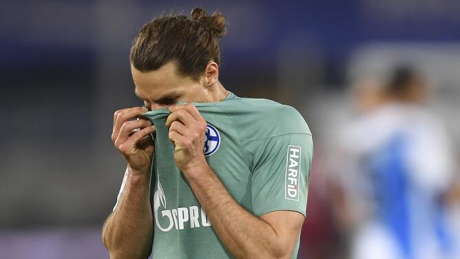 Schalke 04 ha perdido la categoría; el futuro del club pende de un hilo