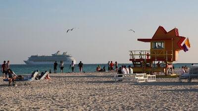 Se espera un viernes caluroso en Miami con un 20% de probabilidad de lluvia