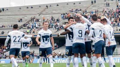 Pumas despejó nubes de dudas y venció 1-0 al Celaya en Copa MX