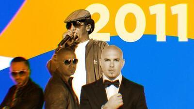 2011   Wisin & Yandel, Pitbull, Tego: la noche en que lo urbano se hizo inolvidable