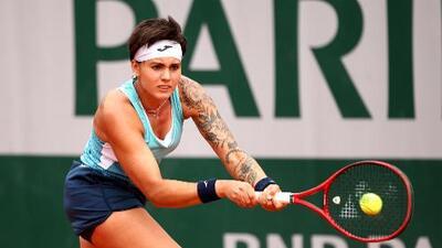 """""""¡Espero no llegar a la final, tengo examen ese día!"""", dice Bolsova tras avanzar en Roland Garros"""