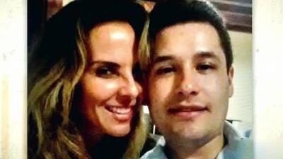 Esta foto de Kate con el hijo de El Chapo puede hundir a la actriz en más problemas