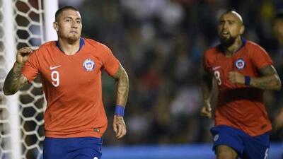 Arturo Vidal le deseó suerte a Nico Castillo por su llegada al América