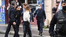 Dos heridos de gravedad en ataque con cuchillo en París, cerca de las antiguas oficinas de Charlie Hebdo