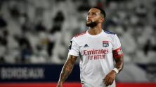 No se pudo: Lyon bajó el precio de Depay para que fichara por el Barça