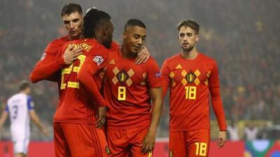 ¡Power Ranking! Bélgica, la Selección que más ha deslumbrado en la Nations League